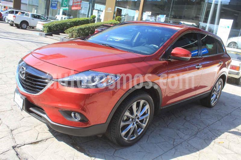 Mazda CX-9 Grand Touring usado (2015) color Rojo precio $285,000