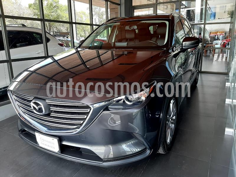 Mazda CX-9 Sport usado (2020) color Gris Meteoro precio $640,000