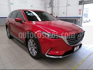 Mazda CX-9 Grand Touring AWD usado (2016) color Rojo precio $399,000