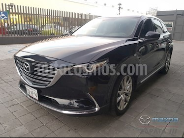 Mazda CX-9 Grand Touring usado (2016) color Negro Destellante precio $83,000
