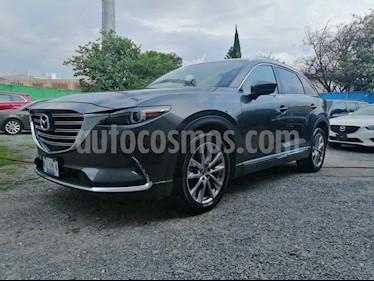 Mazda CX-9 Grand Touring usado (2018) color Gris Meteoro precio $565,000