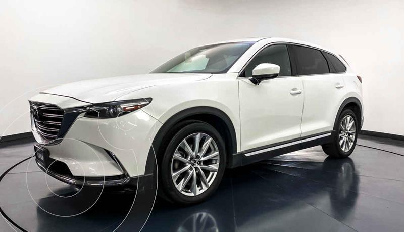 Mazda CX-9 Grand Touring AWD usado (2016) color Blanco precio $389,999