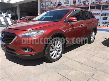 Mazda CX-9 GRAND TOURING 2WD usado (2015) color Rojo precio $299,000