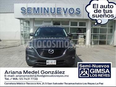 Mazda CX-9 Grand Touring AWD usado (2013) color Gris precio $230,000