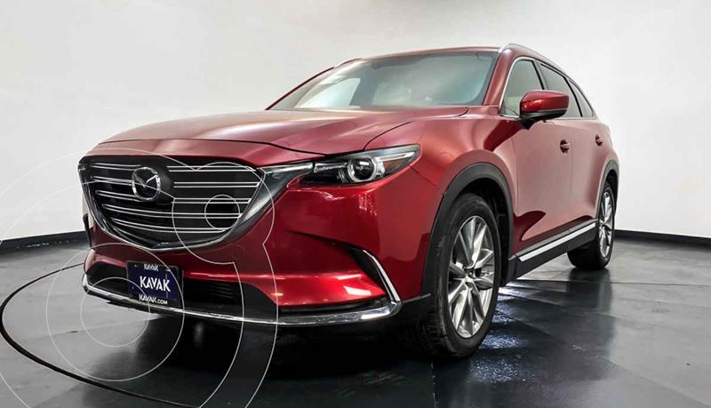 Mazda CX-9 Grand Touring AWD usado (2017) color Rojo precio $407,999