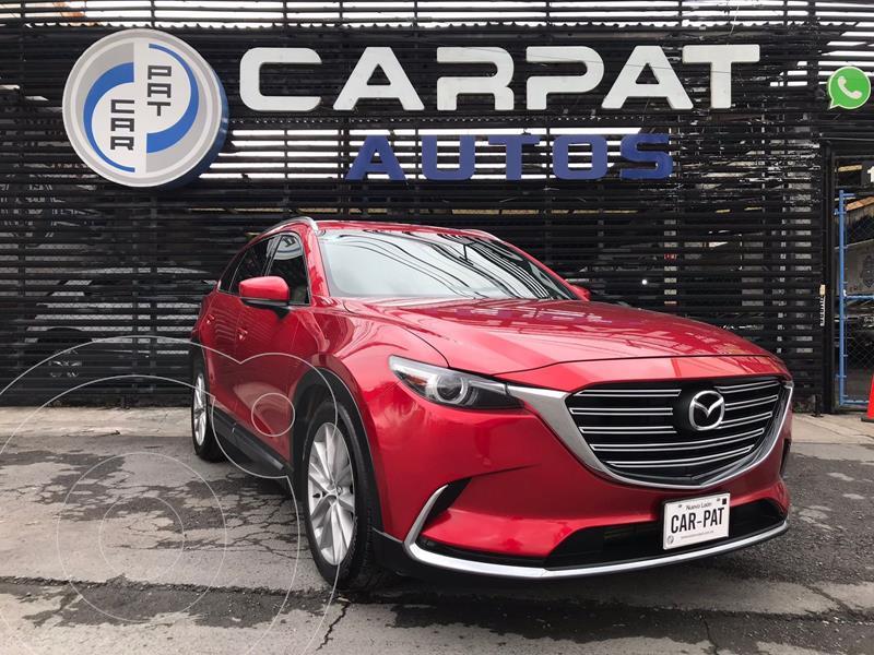 Foto Mazda CX-9 i Grand Touring AWD usado (2017) color Rojo precio $469,000