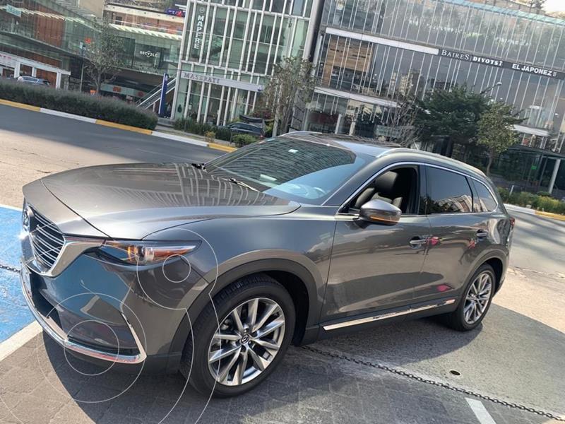 Mazda CX-9 i Grand Touring AWD usado (2019) color Gris Oscuro precio $595,000