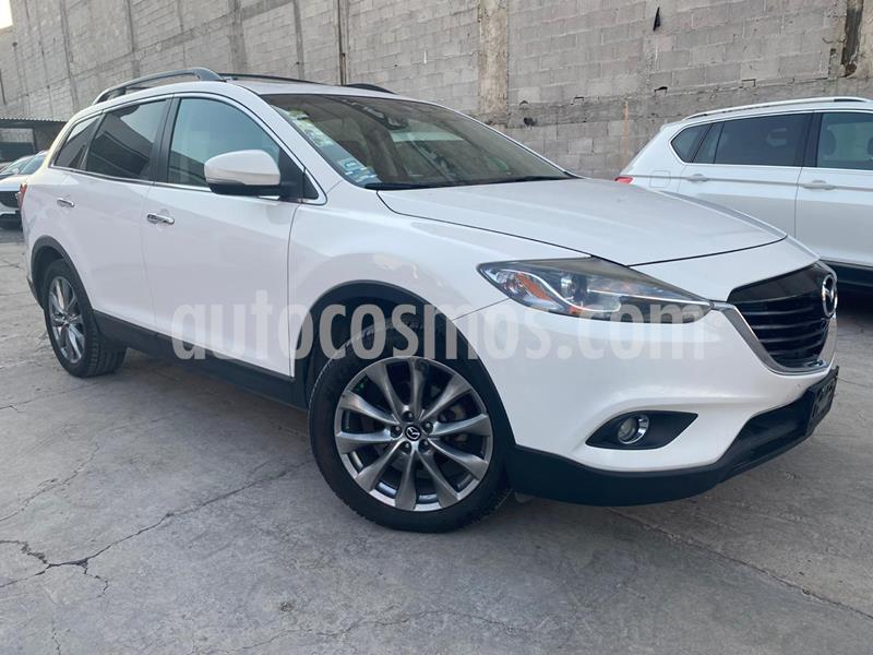 Mazda CX-9 Grand Touring usado (2015) color Blanco Cristal precio $297,000