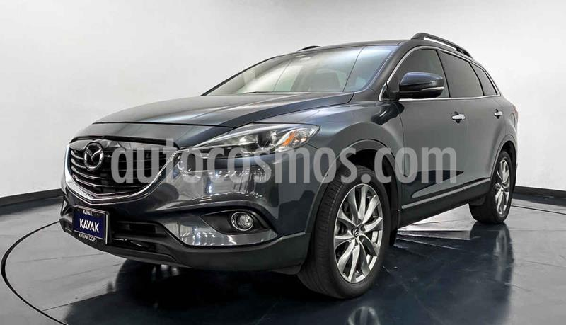 Mazda CX-9 Grand Touring AWD usado (2015) color Gris precio $327,999