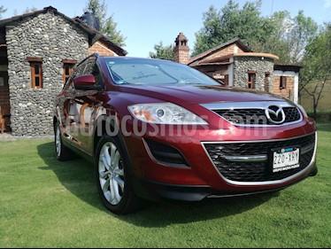 Mazda CX-9 Touring usado (2019) color Rojo Cobrizo precio $175,500