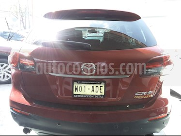 Mazda CX-9 Grand Touring usado (2015) color Rojo precio $280,000