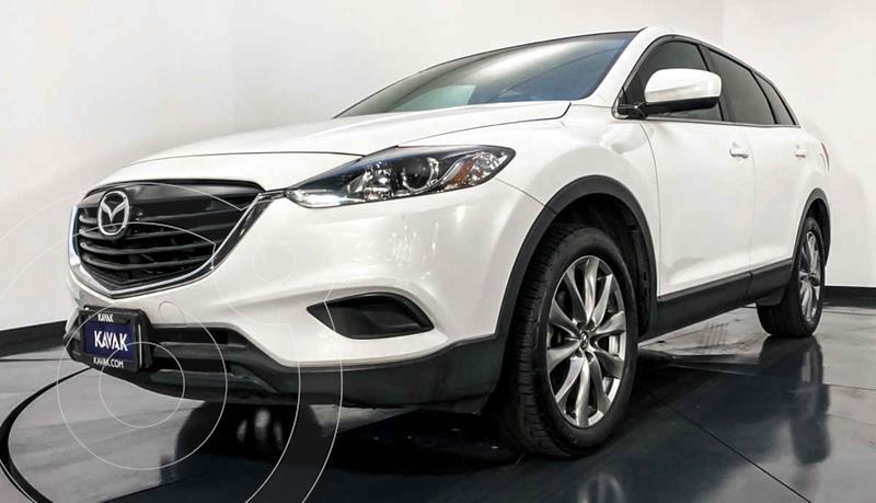 Mazda CX-9 Sport usado (2015) color Blanco precio $259,999