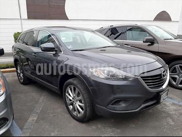 Mazda CX-9 Sport usado (2015) color Gris Oscuro precio $260,000