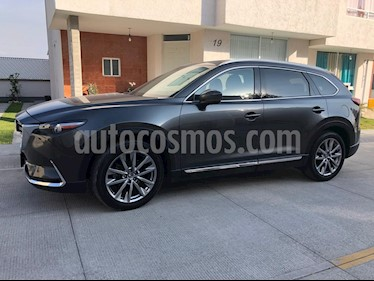 Mazda CX-9 Grand Touring AWD usado (2017) color Gris precio $440,000