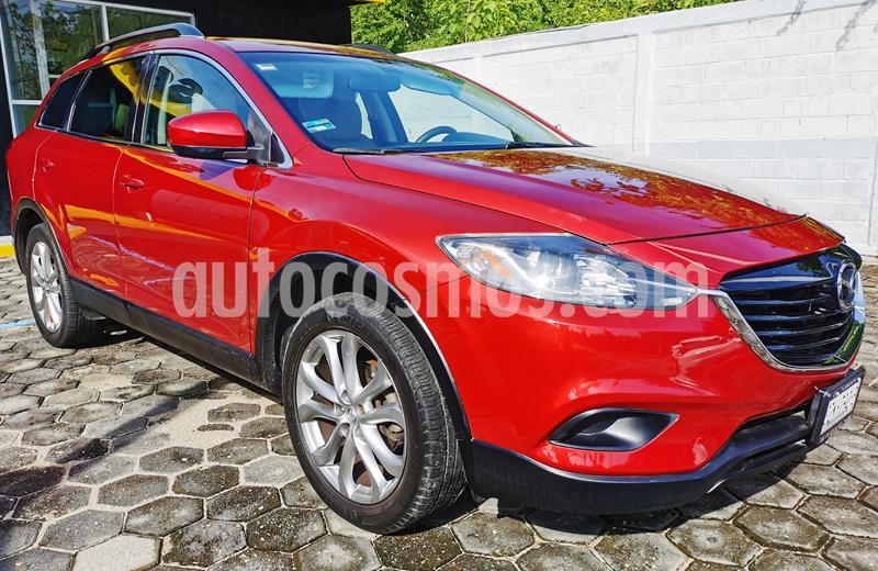 Mazda CX-9 i Sport usado (2013) color Rojo precio $220,000