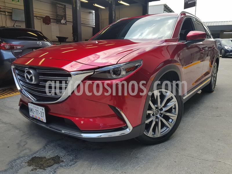 Mazda CX-9 i Grand Touring AWD usado (2019) color Rojo Cobrizo precio $580,000