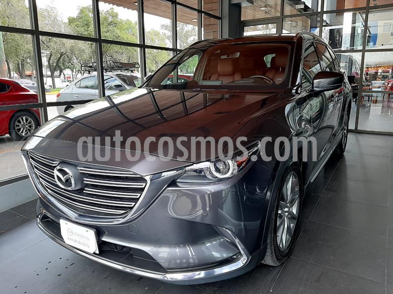 Mazda CX-9 i Signature AWD usado (2019) color Gris Titanio precio $620,000