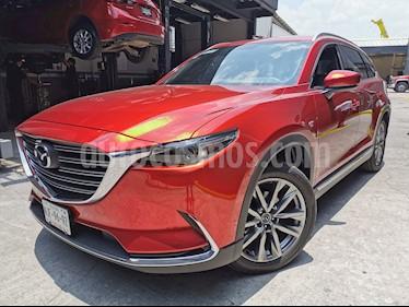 Mazda CX-9 Grand Touring AWD usado (2019) color Rojo Cobrizo precio $560,000