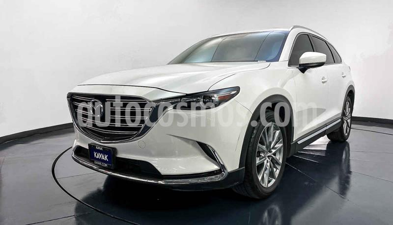 Mazda CX-9 Grand Touring AWD usado (2017) color Blanco precio $492,999
