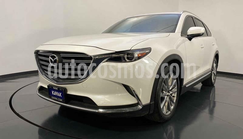 Mazda CX-9 Grand Touring AWD usado (2017) color Blanco precio $452,999