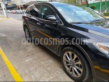 Mazda CX-9 Grand Touring usado (2015) color Negro precio $260,000