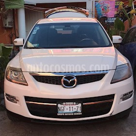 Mazda CX-9 i Grand Touring AWD usado (2008) color Blanco Perla precio $120,000