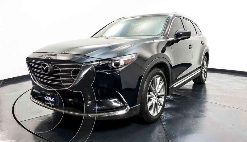 Mazda CX-9 Grand Touring AWD usado (2018) color Negro precio $502,999