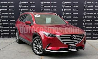 Mazda CX-9 i Grand Touring AWD usado (2018) color Rojo precio $530,000