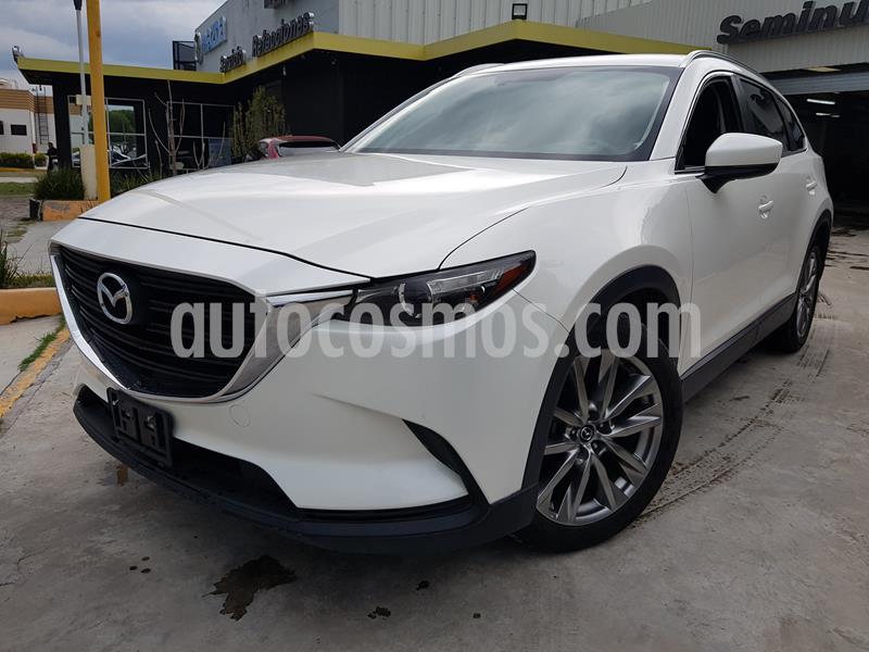 Mazda CX-9 Sport usado (2019) color Blanco Cristal precio $490,000