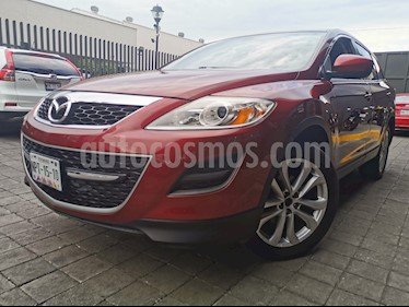 Mazda CX-9 Touring usado (2012) color Rojo Cobrizo precio $195,000