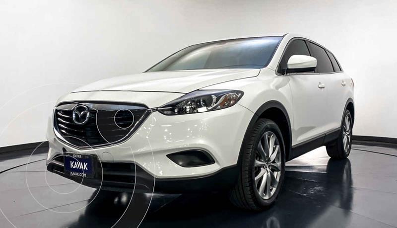 Mazda CX-9 Sport usado (2015) color Blanco precio $257,999