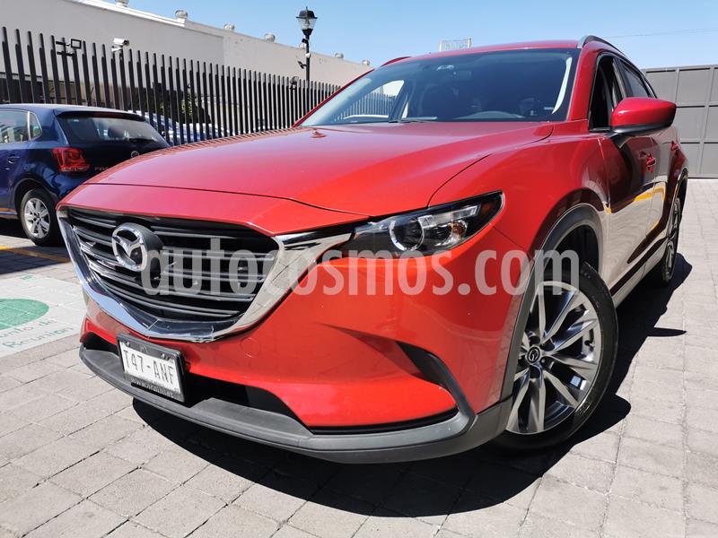 Foto Mazda CX-9 Sport usado (2017) color Rojo Cobrizo precio $400,000