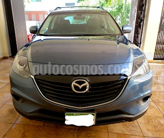 Mazda CX-9 i Sport usado (2014) color Azul Marino precio $235,000