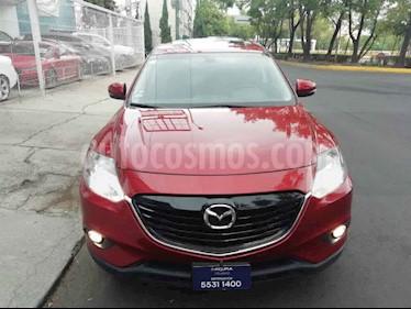Mazda CX-9 Grand Touring usado (2015) color Rojo precio $290,000