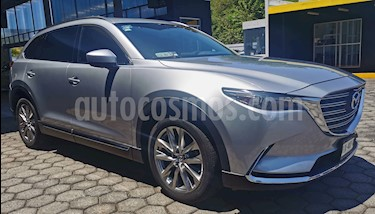 Mazda CX-9 i Grand Touring AWD usado (2017) color Plata Sonic precio $450,000