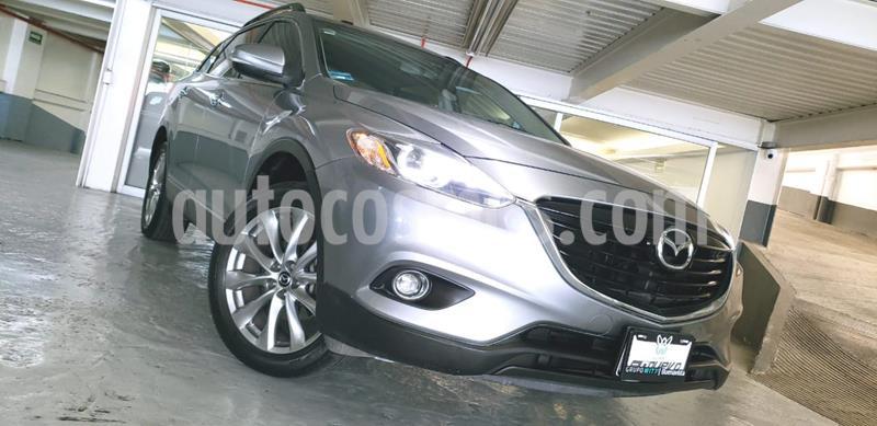 Mazda CX-9 Grand Touring usado (2015) color Aluminio precio $319,000