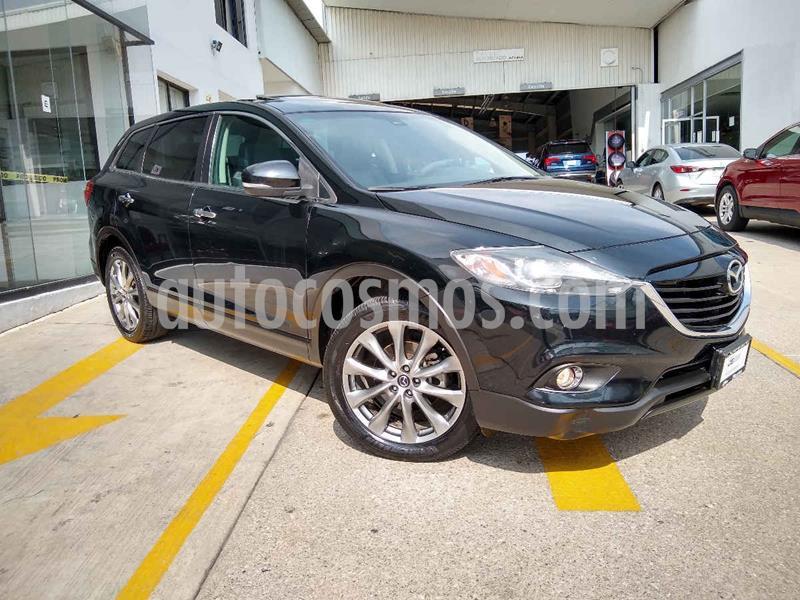 Mazda CX-9 Grand Touring AWD usado (2015) color Negro precio $330,000