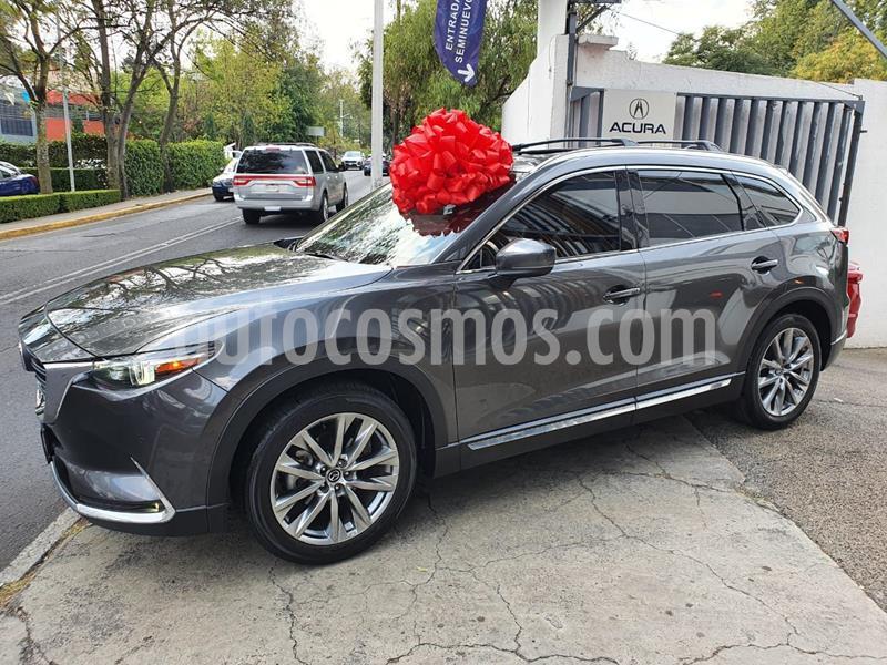 Mazda CX-9 i Grand Touring AWD usado (2018) color Gris Oscuro precio $500,000