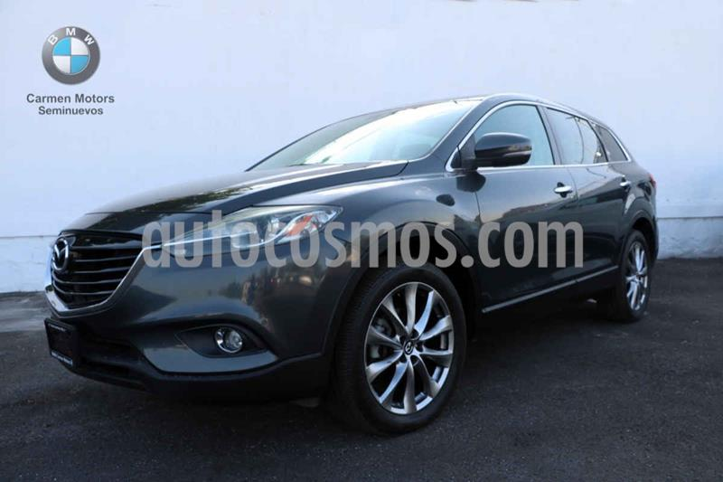 Mazda CX-9 Grand Touring AWD usado (2014) color Gris precio $265,000