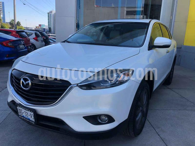 Mazda CX-9 Grand Touring usado (2015) color Blanco precio $307,000