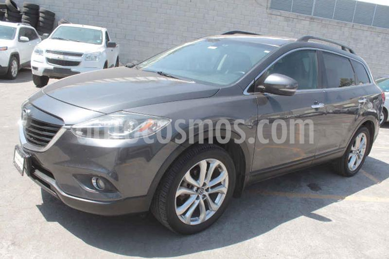 Mazda CX-9 Grand Touring AWD usado (2013) color Gris precio $239,000