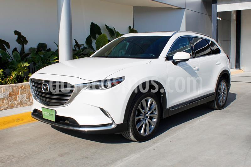 Mazda CX-9 i Signature AWD usado (2019) color Blanco precio $650,000