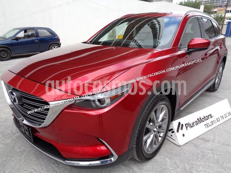 Mazda CX-9 i Grand Touring AWD usado (2019) color Rojo precio $589,000
