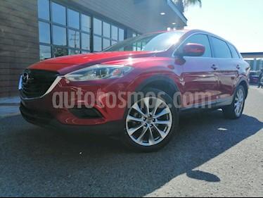 Mazda CX-9 i Sport usado (2014) color Rojo precio $205,000