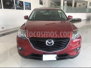 Mazda CX-9 Grand Touring usado (2015) color Rojo precio $260,000