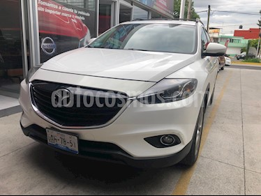 Mazda CX-9 Grand Touring AWD usado (2015) color Blanco Cristal precio $269,900
