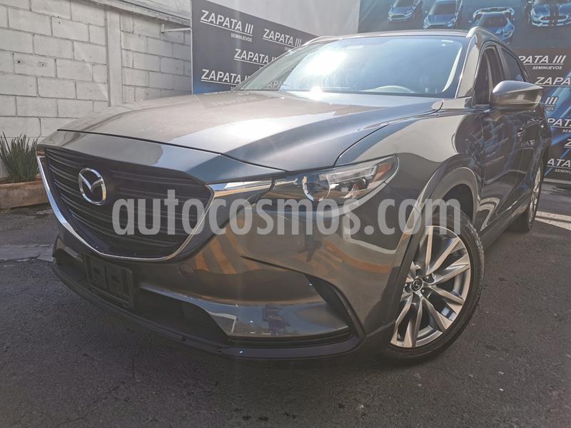 Mazda CX-9 Sport usado (2017) color Gris Meteoro precio $360,000