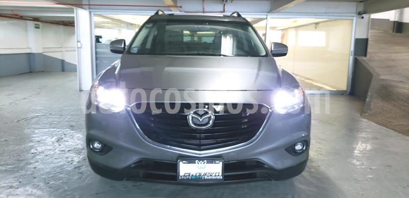 Mazda CX-9 Grand Touring usado (2015) color Aluminio precio $315,000