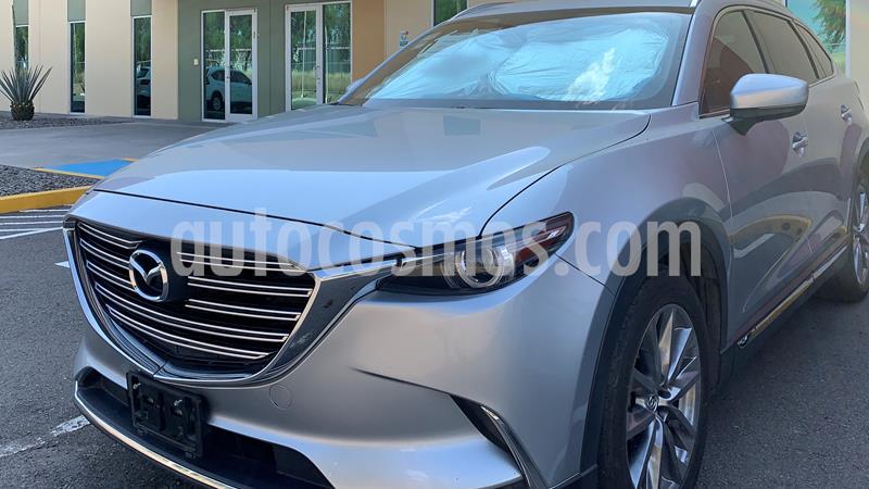 Mazda CX-9 i Grand Touring AWD usado (2018) color Plata Sonic precio $460,000