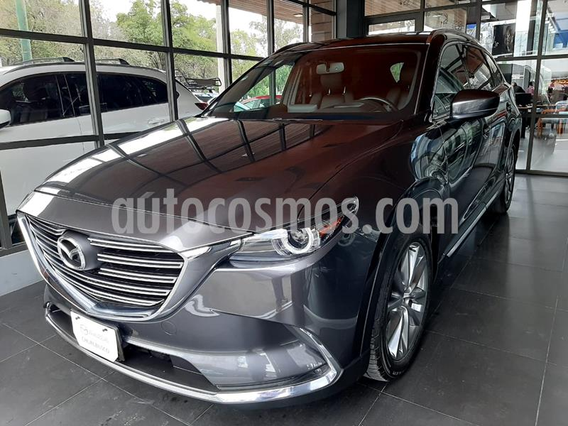 Mazda CX-9 i Grand Touring AWD usado (2018) color Gris Titanio precio $485,000
